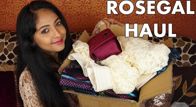 FASHION HAUL | Clothes & Accessories | Rosegal | Stacey Castanha