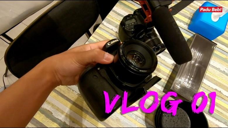 Equipment Pyan Pakai Untuk Video Food Review   Vlog 01 2019