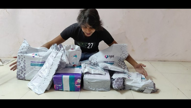 [Salman creator] Shopping Experience on FYND Unboxing and reviews product of Fynd app