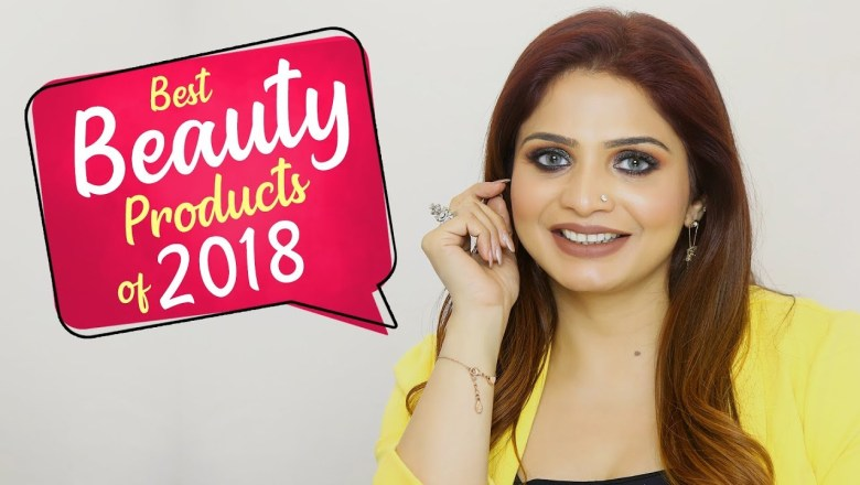Best Beauty Products 2018 | Smashbox | Marc Jacobs | Makeup Product Review | Krushhh By Konica