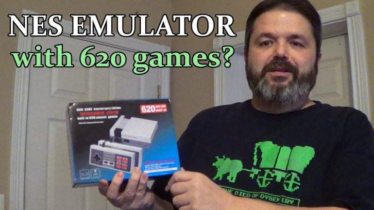 Product Review / Unboxing: Classic Retro Game Console (Upgraded 620 in 1)