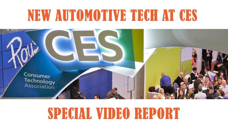 New Automotive tech at this years 2019 CES