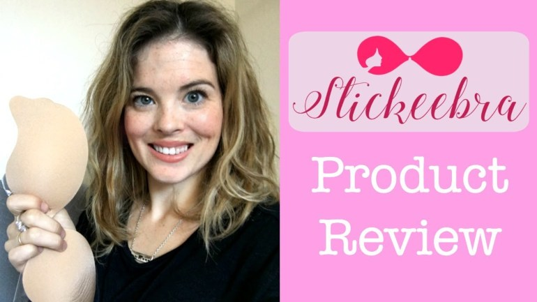 StickeeBra Product Review