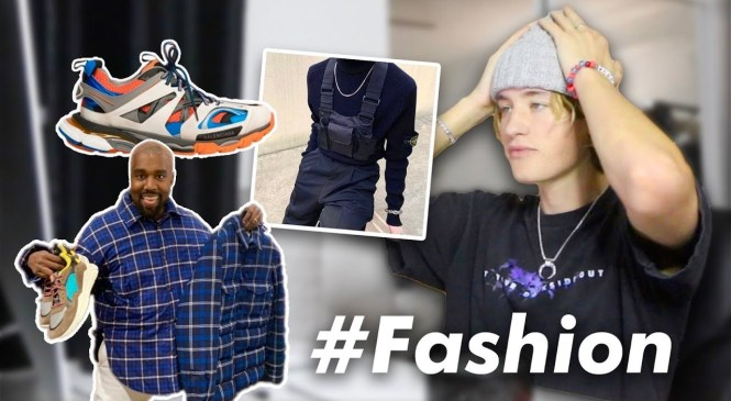 Reacting to 2018's Biggest Fashion Trends!