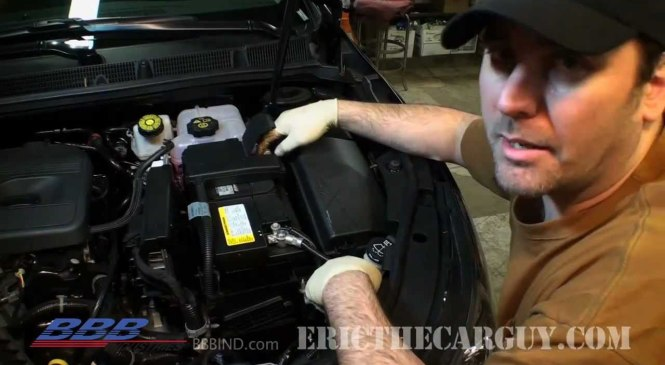 Automotive Electrical System Overview