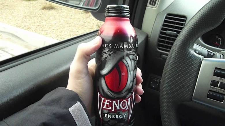 Energy Drink Review: Venom