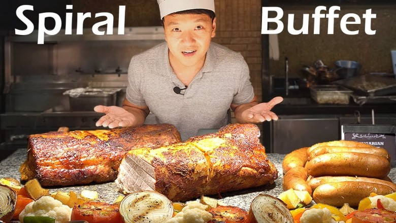 LEGENDARY All You Can Eat Buffet in Manila Philippines – Spiral Buffet Review