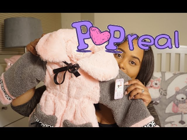 Kids Fashion Clothing Haul Review | POPREAL