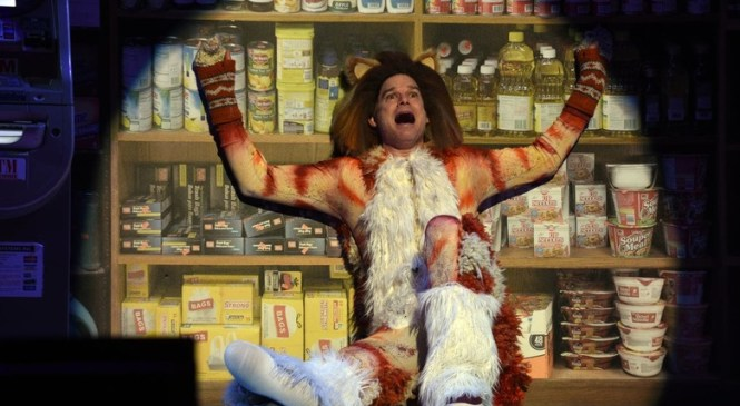 Here's What Critics Are Saying About Skittles Commercial: The Broadway Musical