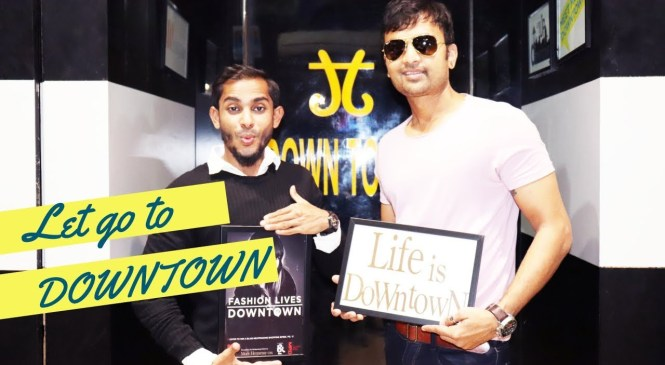 Discover Downtown | Azhar Vlogs | Lifestyle Fashion Review – Discover Lifestyle