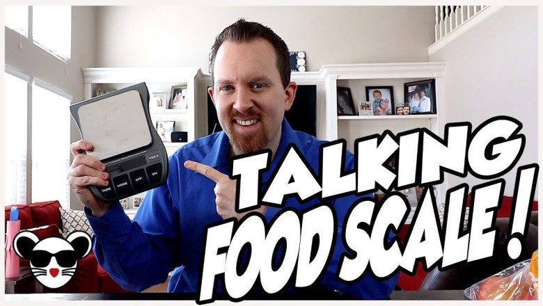 Product Review: Vox 2 Talking Food Scale | Life After Sight Loss