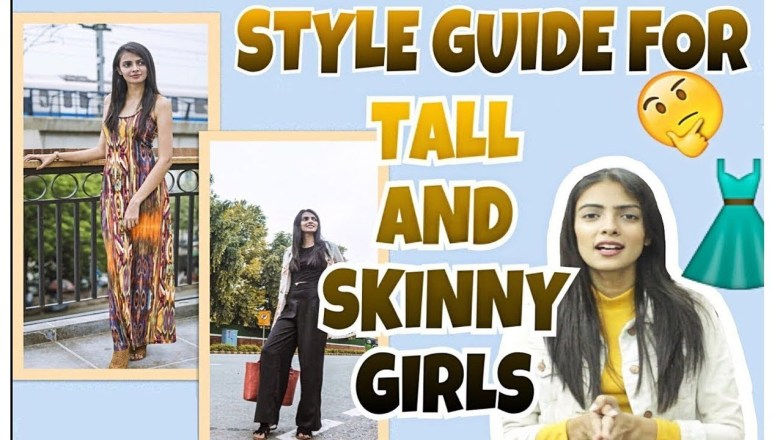 How To Dress According To Your Height And Bodytype- Tips For All Tall & Skinny Girls | Nickita Arora