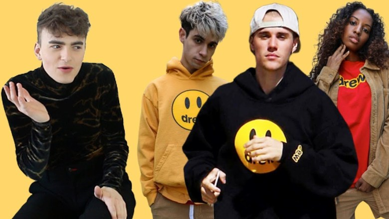 "JUSTIN BIEBER'S NEW MERCH HAS NO ""PURPOSE"" (Drew House Clothing/Brand Review)"