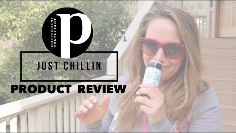 Just Chillin Giant Cooling Skin Stick   Product Review