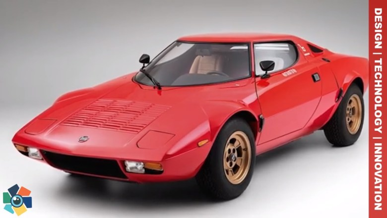 10 GREATEST VEHICLE DESIGNS by Automotive Legend Marcello Gandini