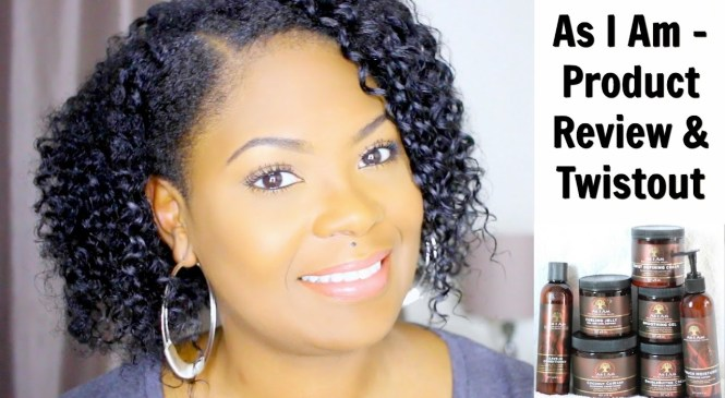 As I Am Product Review and Twistout