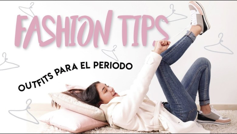 FASHION TIPS + Outfits para el periodo! – Sophie Giraldo