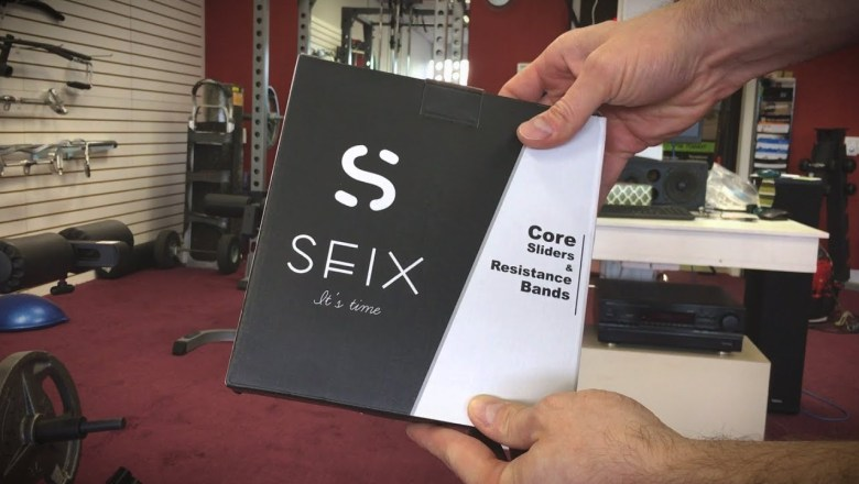 Amazon Review – SFIX Fitness Exercise Resistance Bands Kit
