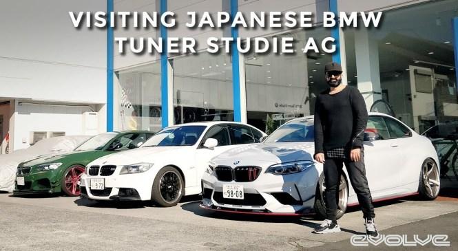 Visiting legendary Japanese BMW Tuner Studie AG