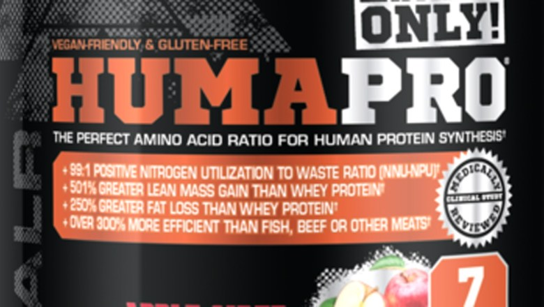 HumaPro Protein Review!  Fitness, Bodybuilding & Protein