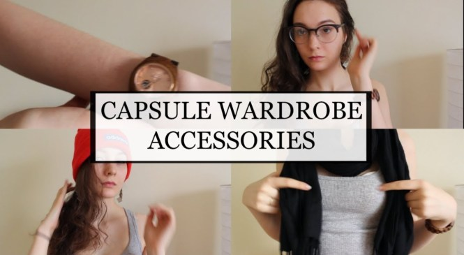 CAPSULE WARDROBE ACCESSORIES | FUNCTIONAL FASHION