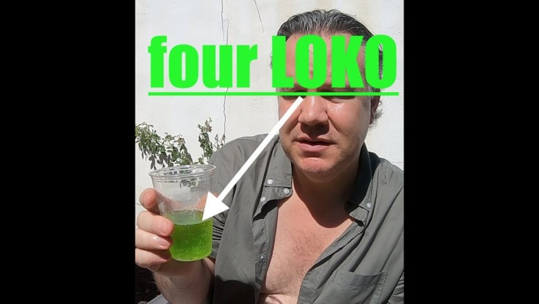 Four Loko Review. First Time Tasting The Infamous Beverage