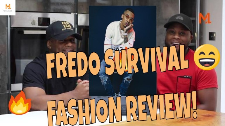 FREDO – SURVIVAL OF THE FITTEST FASHION REVIEW!! MUSICLOOK