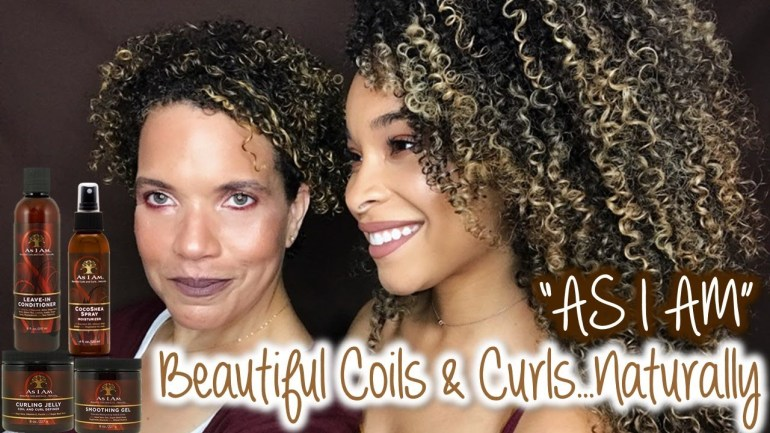 As I Am Naturally | Product Review & Tutorial | YOU WANT TO SEE THESE RESULTS!!