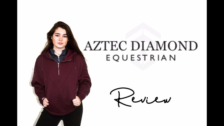 Aztec Diamond Equestrian Product Review ✭✭✭ Breeches, Baselayer, & Hoodie