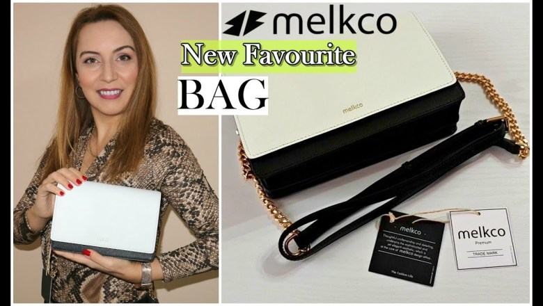 NEW FAVOURITE LUXURY BAG FROM MELKCO-MY REVIEW-ROYAL FASHION TUBE