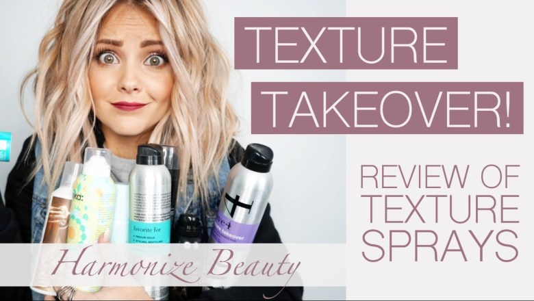 Texture Product reviews!