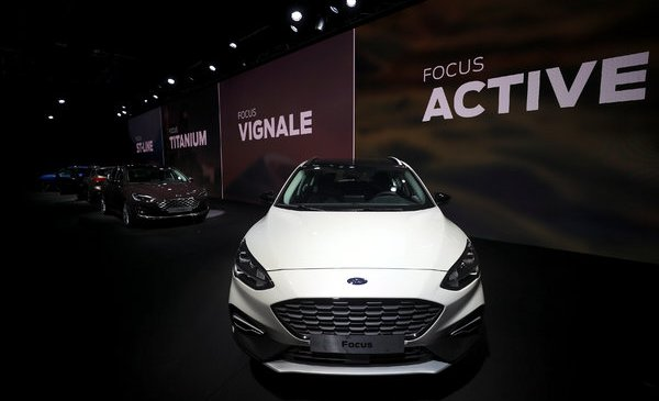 Trump Says Tariffs Mean Ford Can Make New Model at Home. Ford Says It Won't.