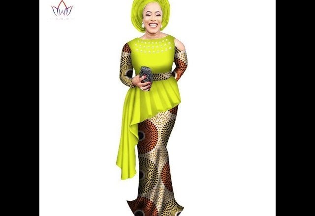 Latest Fashion Trend In Nigeria 2018: Best Summer & Popular Collections of Nigeria Dresses For Divas