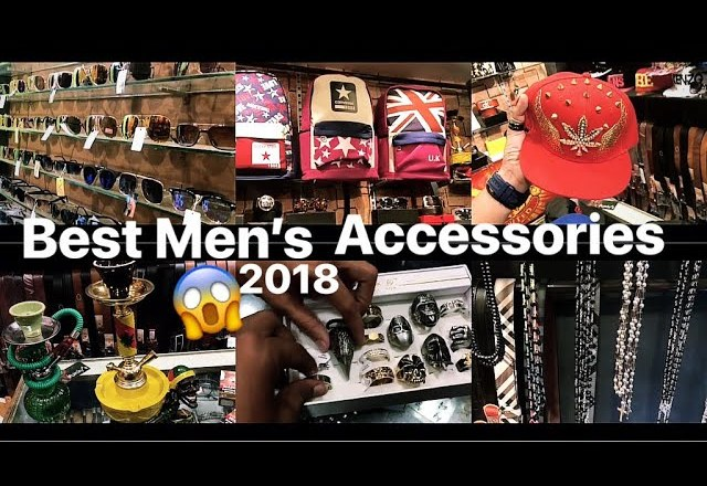 Best Men's Accessories For Eid | Sunglasses | Tshirt | Hookah | Belts | Bags | Cap | Mumbai 2018