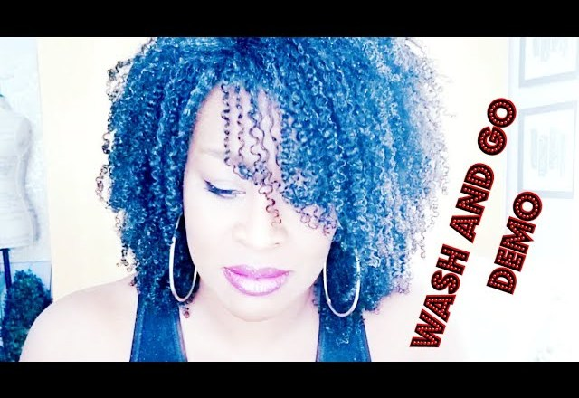 Product Review & Demo   Jane Carter Solutions Curls To Go