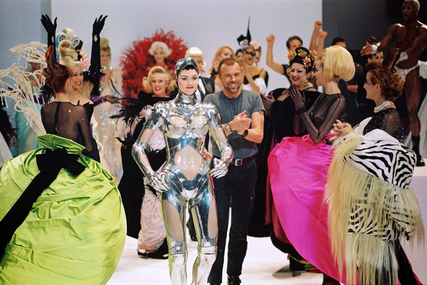 'The Woodstock of Fashion': Remembering Thierry Mugler's Most Legendary Show
