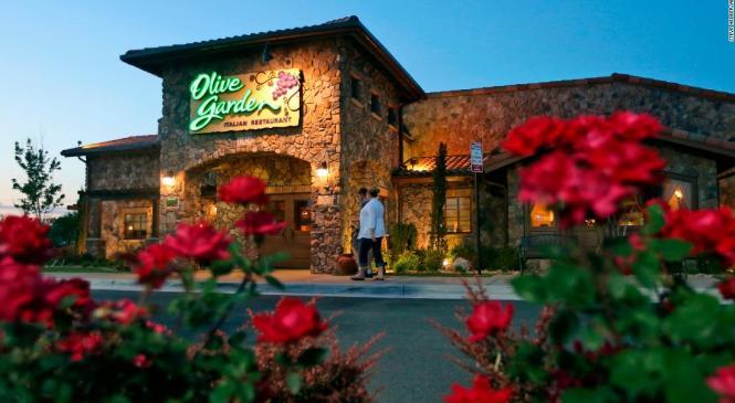 How Olive Garden made a huge comeback