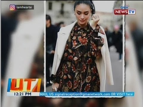 "BT: Fashion tip ni Heart Evangelista ngayong tag-init: ""Confidence is key"""