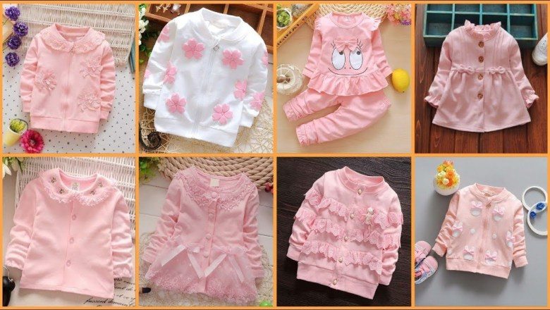 Top Baby Dresses Outfits New Fashion Trend 2019