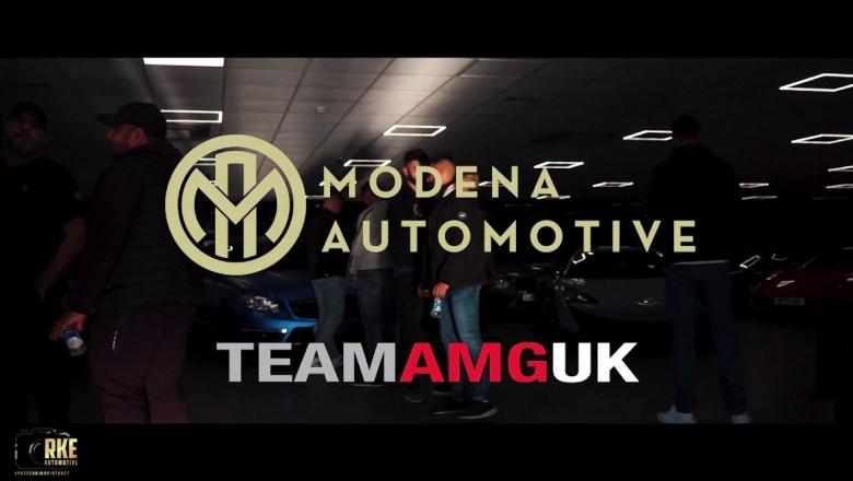 Teamamguk x Modena Automotive Meet