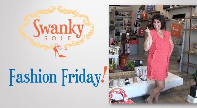 How to wear Sneakers, Fashion Friday Tip from Swanky Sole!