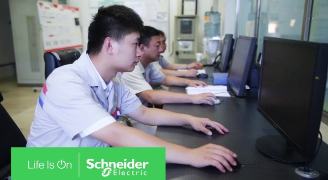 The New Benchmark in Automotive Manufacturing Industry | Schneider Electric