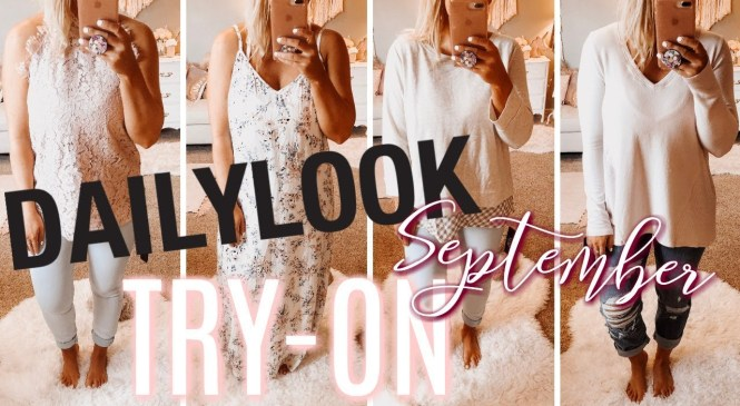 DAILYLOOK TRY-ON HAUL & REVIEW | High-End Fashion Box