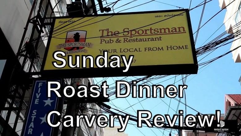 Pattaya Shorts 8, The Sportsman Soi 13 Food Review! Vlog 376