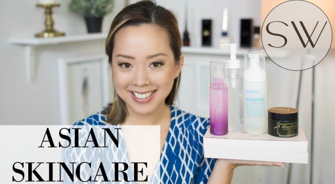 Korean Skincare Routine & Product Review