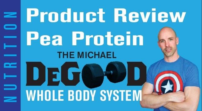 EAT CLEAN ~Now Sport Pea Protein Product Review🥛