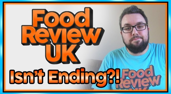 Food Review UK Important Channel Update