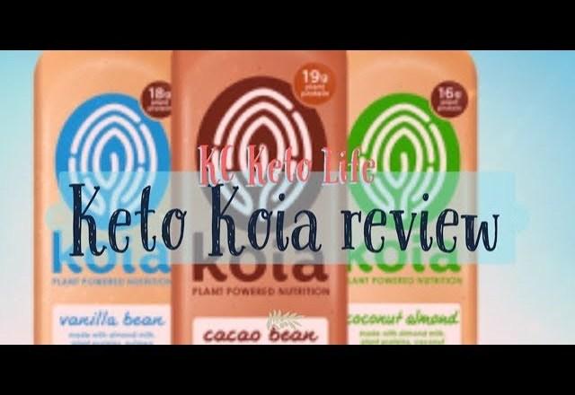 Koia Keto drink review