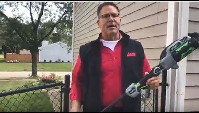 EGO Power+ String Trimmer Product Review – Ace Hardware