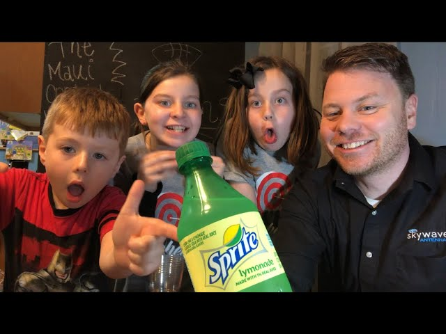 Sprite Lymonade Drink Review Feat The Showkids